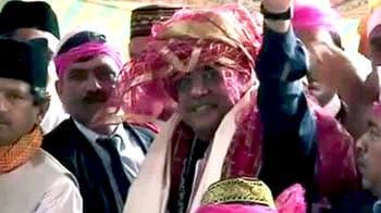 Video : अजमेर में जियारत की जरदारी ने