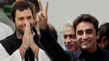 Video : Rahul Gandhi accepts Bilawal Bhutto Zardari's invite to Pakistan
