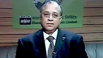 Video : BHEL signs MOU for Rs 50,800 cr for FY13