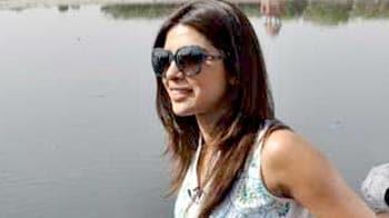 Priyanka Chopra's clean Yamuna drive