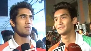 Video : Successful Indian boxers return from Kazakhstan