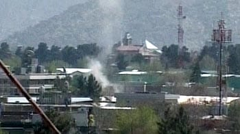 Video : Multiple attacks in Kabul; beginning of spring offensive, says Taliban