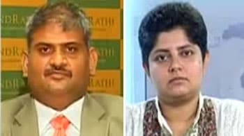 Video : Sell Kingfisher, BHEL shares on next rally: Anand Rathi