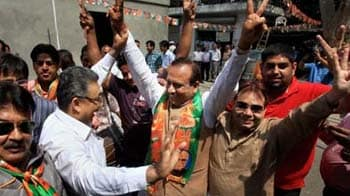 Video : MCD polls: BJP retains Delhi, but Congress makes gains