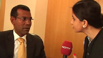 Video : Indian reaction to Maldives crisis was shocking: Mohamed Nasheed to NDTV
