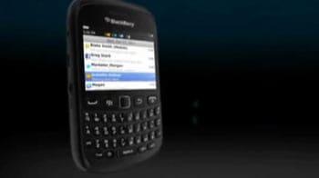 Video : BlackBerry Curve 9220