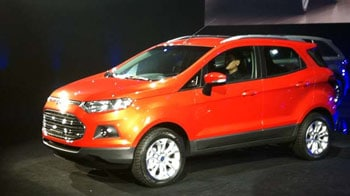 Video : Ford EcoSport makes global debut at Beijing Motor Show