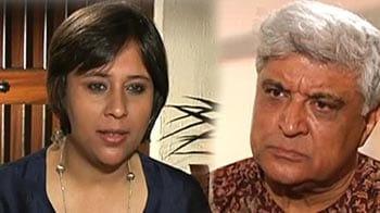 Video : Rushdie row was a storm in a teacup: Javed Akhtar to NDTV
