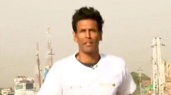 Video : Green Run: Milind Soman completes 590 kms