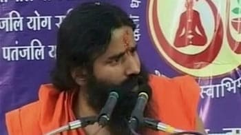 Video : Privilege motion against Baba Ramdev for remarks against politicians