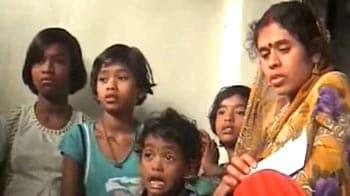 Video : Odisha cop's wife blames senior officers for husband's death