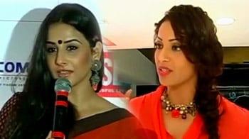 Video : Vidya's Kahaani in English? Bipasha's mystery man