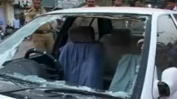 Video : Delhi judges beaten up by motorcyclists; lawyers strike work in protest
