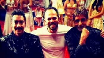 Video : The first look of <i>Bol Bachchan</i> revealed, Siddhartha Mallya in trouble.
