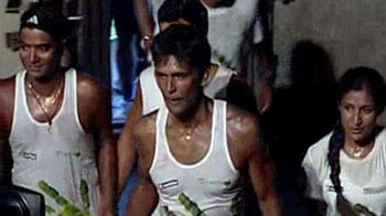 Video : Milind Soman completes incredible 1500-km 'Green Run'