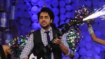 Video : Greenathon 4: Ayushmann performs Aamir's hit songs