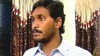 Video : Jagan appeals to supporters to remain calm