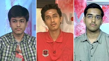 Video : CBSE toppers on their road to success