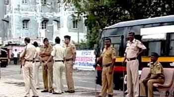 Video : Bharat Bandh: Extensive police deployment in Mumbai