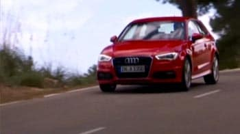 Video : The A3: First look at Audi's three-door wonder