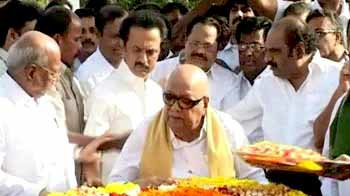 Video : Karunanidhi's 89th birthday today