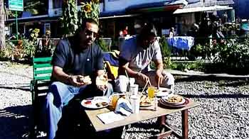 Video : Rocky, Mayur eat eco-friendly meal in Mussoorie