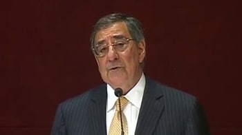 Video : India, US natural allies: Panetta