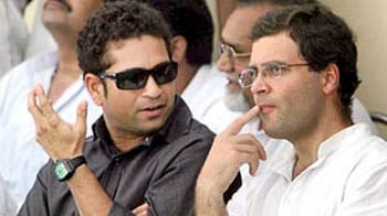 Video : In the hood: Sachin Tendulkar's Delhi home next to Rahul Gandhi