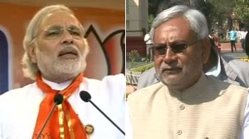 Video : Nitish reacts to Modi's criticism of Bihar, says don't preach to us