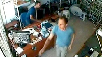 Video : Caught on camera: Powerful quake shakes areas of Turkey