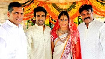 Video : Ram Charan Teja and Upasana perform special puja before the wedding