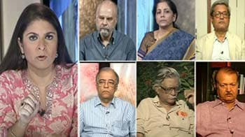 Video : Battle for Raisina Hill or Race Course Road?