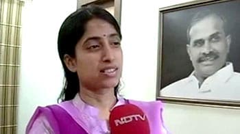 Video : Exclusive: It's Jagan's day, says his wife