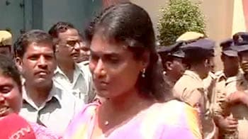 Video : Chief Minister Jagan Reddy by 2014, says sister Sharmila