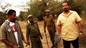 Video : Rocky and Mayur in Ranthambore
