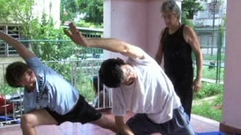 Video : In Castro's Cuba, yoga offers 'freedom in the heart'
