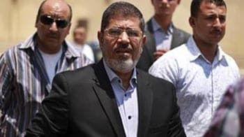 Video : Mohammed Morsi is Egypt's new president