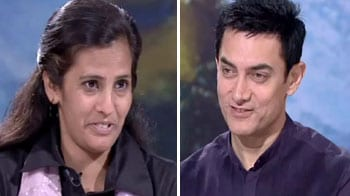 Video : Aamir Khan's date with cab driver Shanno