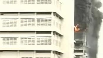 Video : Fire at agrichemical plant in Andhra Pradesh, 17 injured