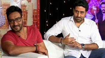 Video : In conversation with the cast of <i>Bol Bachchan</i>