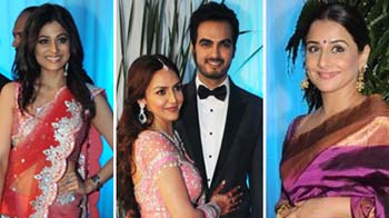 Video : Best and worst dressed celebs at Esha Deol's reception