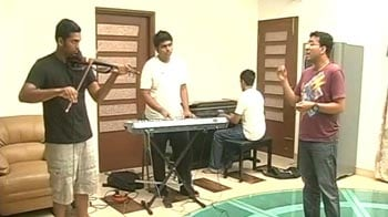Video : Chennai youth to perform at London Olympics