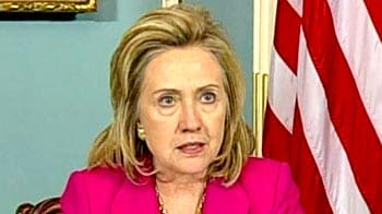 Video : Hillary Clinton apologises to Pakistan for NATO airstrike that killed 24 troops
