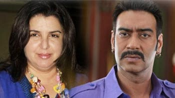 Farah Khan apologises to Ajay Devgn