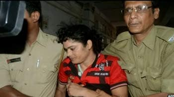 Video : Cops humiliate athlete Pinki Pramanik