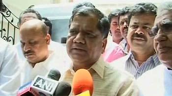 Video : Jagadish Shettar to be new Karnataka Chief Minister, courtesy BS Yeddyurappa