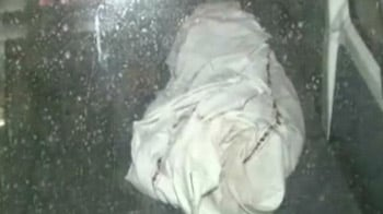 Video : 5-year-old falls into open sewer in Gurgaon, dies