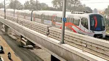 Video : Delhi airport metro may resume services in August: Govt