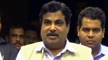 Video : गडकरी ने किया गौड़ा के इस्तीफे का ऐलान