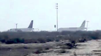 Video : एयर इंडिया के विमान की पाक में इमरजेंसी लैंडिंग